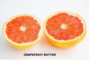 Grapefruit Butter
