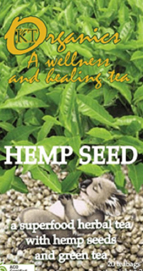 Hemp Seed Tea