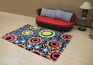 Rugs with Australian Aboriginal Designs