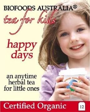 Tea for Kids - Happy Days