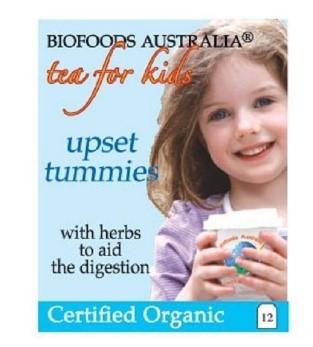 Tea for Kids - Upset Tummies
