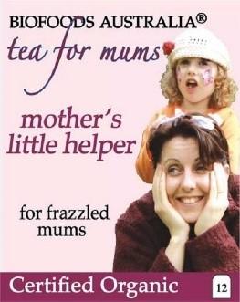 Tea for Mums -Mother's Little Helper